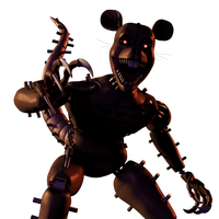 More Monster Rat V2 renders because y not? by AndyDatRaginPurro