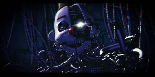 FNAF SL Blender: I Will Find A Way Out by AndyDatRaginPurro