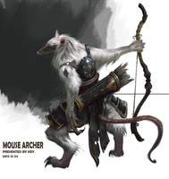 Mouse Archer(reproduction) by Sugisaki-Key