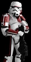 Commander Lacert by Labj