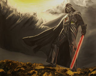 Lord Vader (Star Wars) by Withoutum