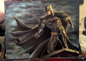 The Batman by lxixska