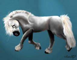 White fantasy :3 by IreneRamos1997