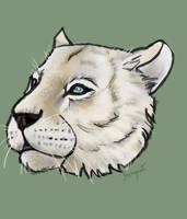White Tiger by IreneRamos1997