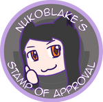 NUKOxRWBY - Stamp of Approval by geek96boolean10