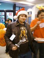 christmas Dean by regates