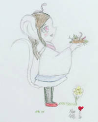 Little Leelabug by poptropicangirlannie