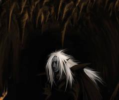 Dark Elf Drizzt DoUrden by creative-drive