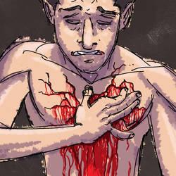 Sangue Profilo by MakmadArt