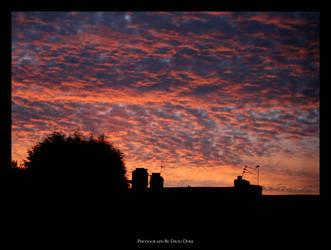 'Summer' Sunset by davidduke
