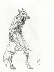 Corvo The Fox: Dishonored Mix by Herokip98