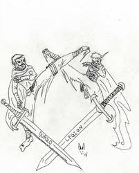 Master Durzo vs Master Legion: Night's Rise Mix by Herokip98