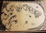 Symbiotic Depression by Herokip98