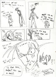 ARO Tykes #3 - Nerds by Herokip98
