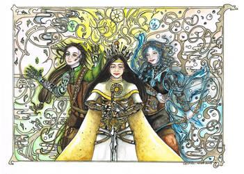 Girlsaventure by EllentariOrigins