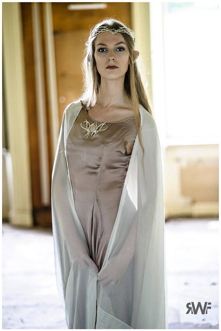 Lady Galadriel by EllentariOrigins