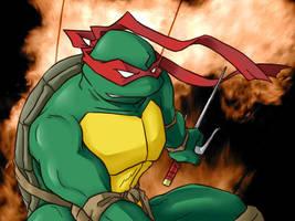 Raphael 3 by mukuto
