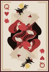Queen of Hearts by Mr-Bluebird