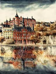Stockholm by GrimDreamArt