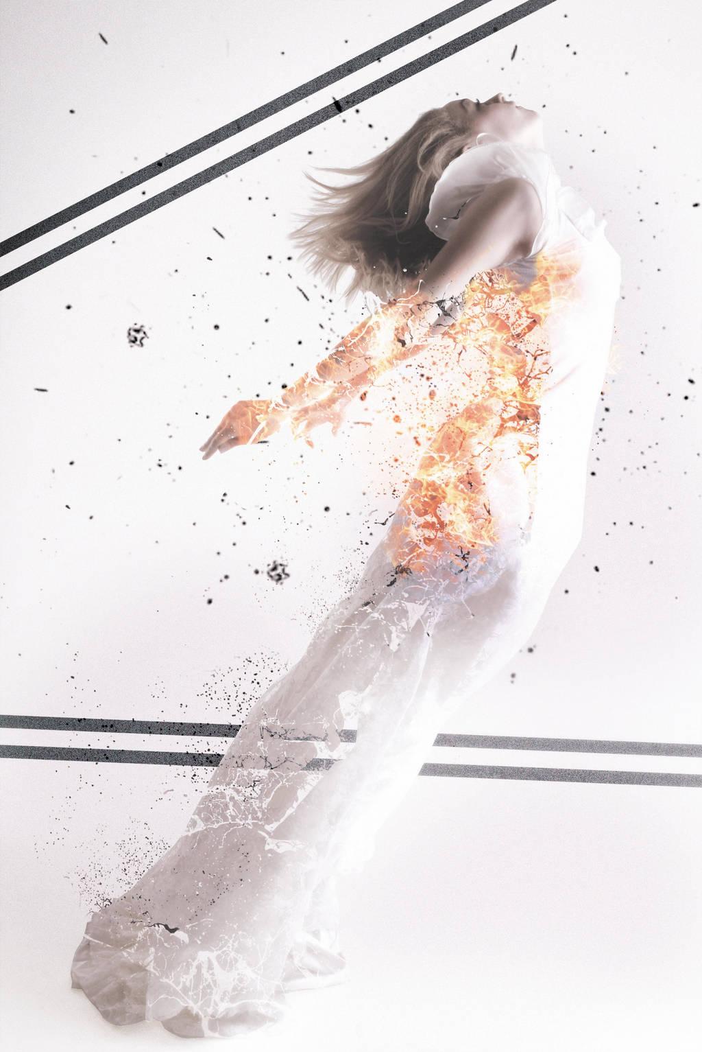 Flame imp by Misanthropics