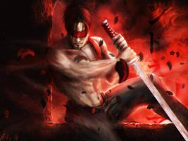Kenshi MK by LetticiaMaer