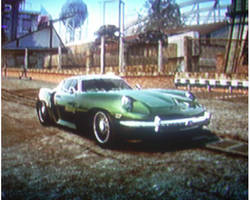 Burnout Paradise car XD by Aaronswoop34