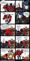 Transformers Prime cartoon -2 by GoddessMechanic