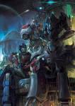 TFP Cybertron golden age by GoddessMechanic
