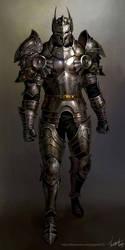 Knight by GoddessMechanic
