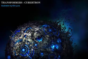TF - Cybertron by GoddessMechanic