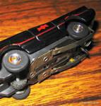 Batmobile Thunderjet 500 by Prankly