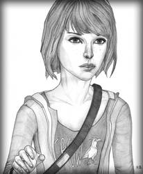 Max Caulfield - Life Is Strange. by HassanBassam