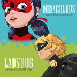 Miraculous Cuties by Mangaka4eva