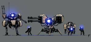 Practicebots 008-010 by gregor-kari