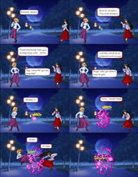 Mortal Kombat Vs Melty Blood 01 by Dragonflame218