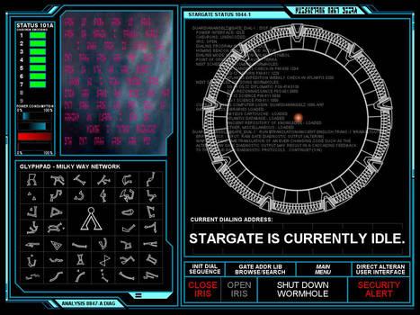 Stargate Dialing Program by guardianangelz