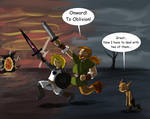 Art Trade: Onward to Oblivion! by m1a1t7t