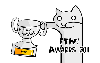 FTW awards by Ransil