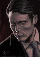 NBC's Hannibal by DarkNowa