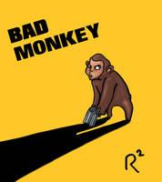 bad monkey by lozart