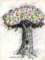 l'arbre by lozart