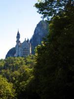 Neuschwanstein Castle by skoppio