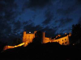 Hohenschwangau Castle by skoppio