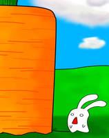 Commission: Bunny by skoppio