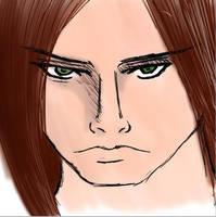 Portrait by skoppio