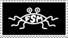 Black FSM Stamp by axxis