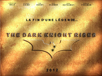 Batman: The dark Knight Rises by Superbidou