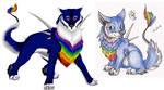Spectra--Wolf Dragon Hybrid by Miss-Cellaneous23