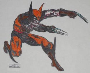 Wolverine by chrisryall