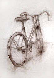 Bicycle by NelEilis